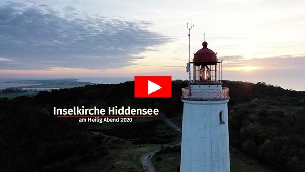 Weihnachten Inselkirche Hiddensee